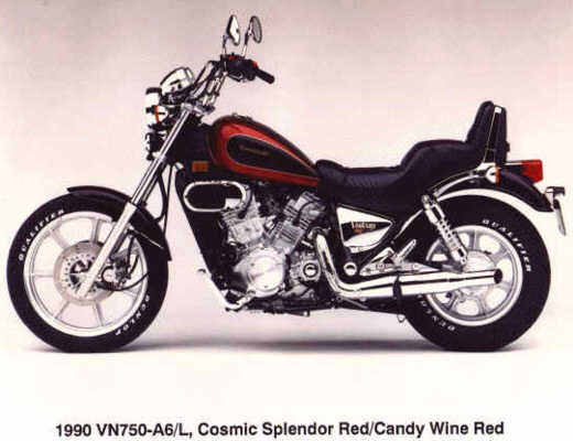 1990_VN750A6 kawasaki vulcan 750 troubleshooting guide Kawasaki Vulcan 800 Wiring Diagram at arjmand.co